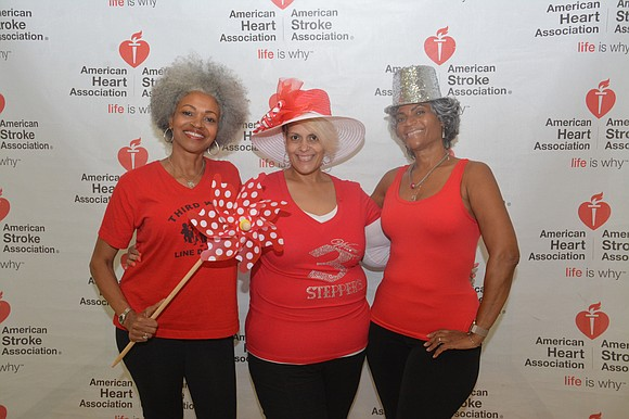 It's time to put our hearts into fighting heart disease and Go Red for Women during Go Red Girlfriend weekend. ...
