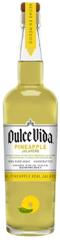 Just in time for National Tequila Day on July 24, Dulce Vida has officially launched its first Pineapple Jalapeño flavored ...