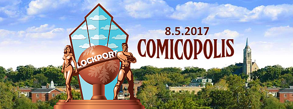 The White Oak Library District will host its 3rd annual comics and pop culture fest – Comicopolis – on August ...