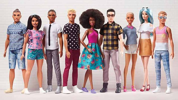 In 2016, Barbie introduced three new Barbie body types – tall, curvy and petite – along with new skin tones, ...