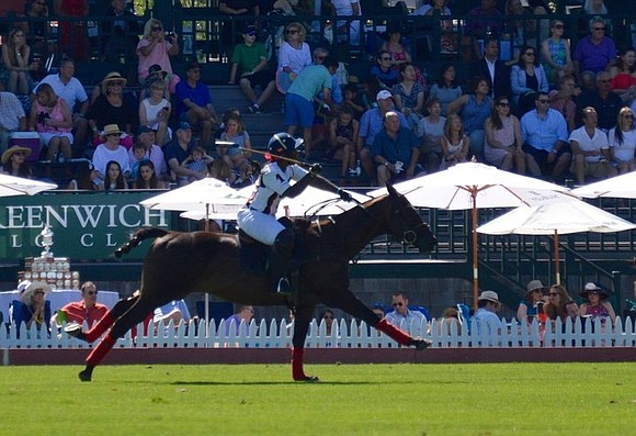 A 19-year-old is making history and disrupting the wealthy white male-dominated sport of polo at the same time. On June ...
