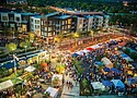 Beaverton Night Market returns Saturday, July 22 with an evening of international foods, crafts, and live music and dance performances from 5 to 10 p.m. at The Round.