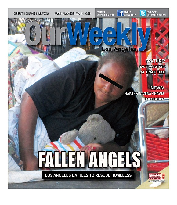 It's not a secret. The rate of homelessness in Los Angeles surpasses nearly every major city in the country. If ...