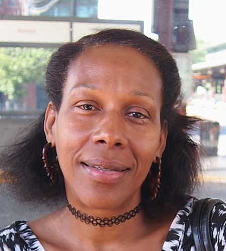 No. I was born in the 1960s. I went through busing. I don't think much has changed. — Tina Evans, Student, Dorchester