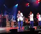 "The Four Tops performed their classic hits at Salle Wilfrid-Pelletier Place des Arts on July 6 as part of the 38th Annual Montreal International Jazz Festival. The Four Tops and The O'Jays performed an ""old school"" double bill before a sold-out audience."