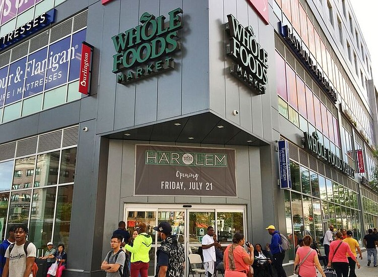 Harlem Whole Foods