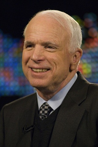 John McCain has always lived for the fight. Now he's facing his toughest battle.