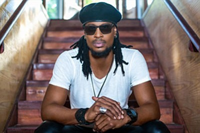 Omari Banks has gone from playing cricket in Anguilla and around the world to playing Reggae on the main stage ...