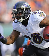 Baltimore Ravens running back Terrance West came back to camp in really good shape this year, which was noted by Head Coach John Harbaugh after a mini camp practice. Last season, the former Towson running back gained 774 yards  and scored five touchdowns.
