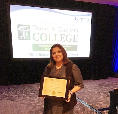 Visit Houston is proud to announce Jessika Alexander, international tourism and media specialist has attained her Certified Tourism Executive (CTE) ...