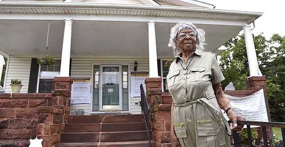 Mabel O. Smith has spent decades preserving the memory of a man whose name most people in Baltimore wouldn't recognize, ...