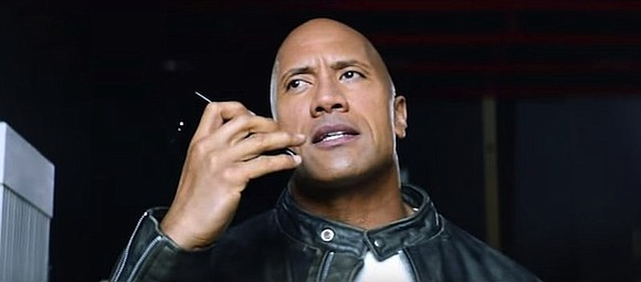 "Dwayne ""The Rock"" Johnson can do anything, including turn an ad into a ""movie."""