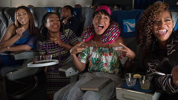 Tiffany Haddish, Regina Hall and Jada Pinkett Smith are among those taking a girls trip to the ranks of the ...