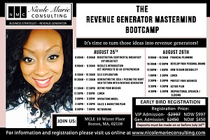 The Revenue Generator Mastermind Bootcamp