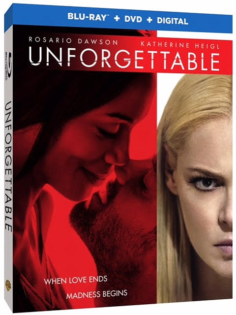 On Blu-ray, DVD and Digital HD July 25th, Unforgettable is a thriller directed by Denise DiNovi and written by Christina ...