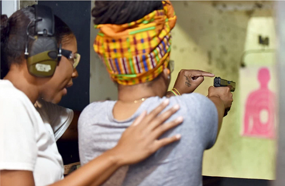A recent study has shown that black women outpace other races and genders in securing concealed carry permits.
