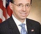Rod Jay Rosenstein is the Deputy Attorney General for the United States Department of Justice.