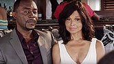 "Richard Brooks and Victoria Rowell co-star in ""The Rich And The Ruthless,"" a spoof of life behind the scenes of a black-owned soap opera."