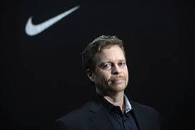 CEO Mark Parker is taking a 71% cut this year. He will make $13.9 million, mostly from stock and option ...