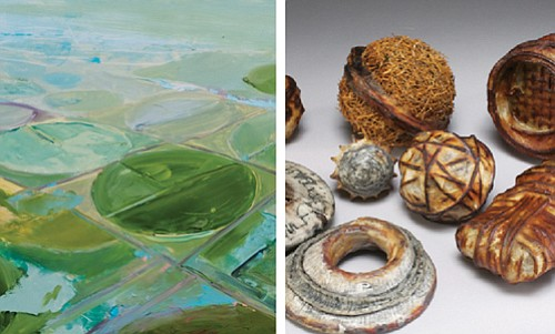 The August shows at Guardino Gallery kicks off Thursday, July 27 with a reception for the featured artists from 6 ...