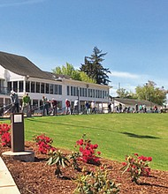 A new driving range is one of the attractions of the new Colwood Golf Center at 7313 N.E. Columbia Blvd.  The center will host a grand re-opening celebration on Sunday, July 30, a free event for the whole family.