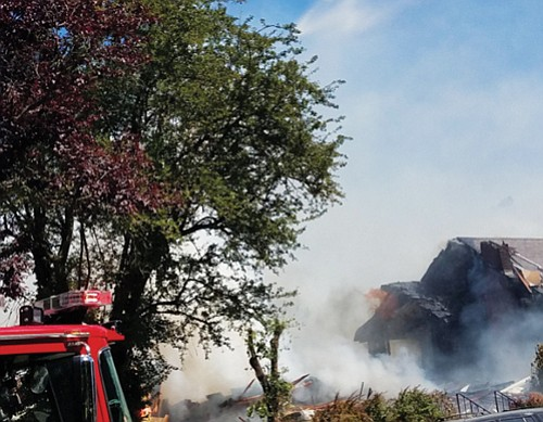 Investigators were on the scene of a deadly house explosion Tuesday trying to determine what caused a Monday afternoon inferno ...