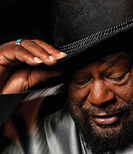 Rock and Roll Hall of Famer George Clinton performs Sunday, July 30 at the Crystal Ballroom, downtown.
