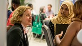 At its core, Megan Smith (left) says, technology is a tool that we can use to solve our community's most pressing social and economic justice issues. 