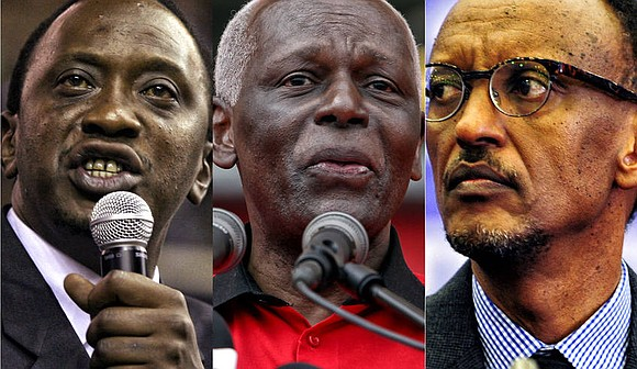 Major elections are taking place in three African nations next month: in oil giant Angola, in East African powerhouse Kenya ...