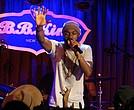 R&B singer Mali Music