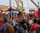 A ride malfunctioned at the Ohio State Fair on Wednesday, July 26, 2017, Columbus Fire Battalion Chief Steve Martin said, according to the Columbus Dispatch and CNN affiliate WCMH.