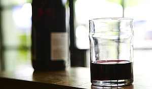 The United States is warning travelers to Mexico about tainted or counterfeit alcohol following the death of a Wisconsin woman. Pictured is a file image of alcohol.