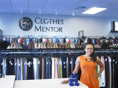 Suzanne Delica says she has always had a passion for fashion. As a young girl, she even crafted outfits for ...