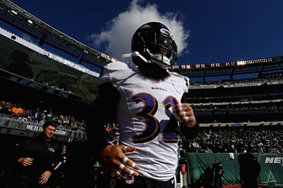 Veteran players reported to training camp for the Baltimore Ravens on Wednesday, July 26, 2017 and took to the field ...