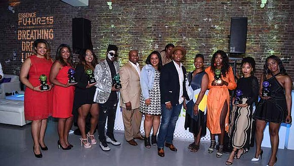 Essence celebrated a new class of innovators, creators and risk takers at its Future 15 event.
