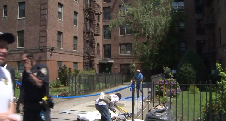 Police Fatally Shoot Emotionally Disturbed, Knife-Wielding Man In East Flatbush