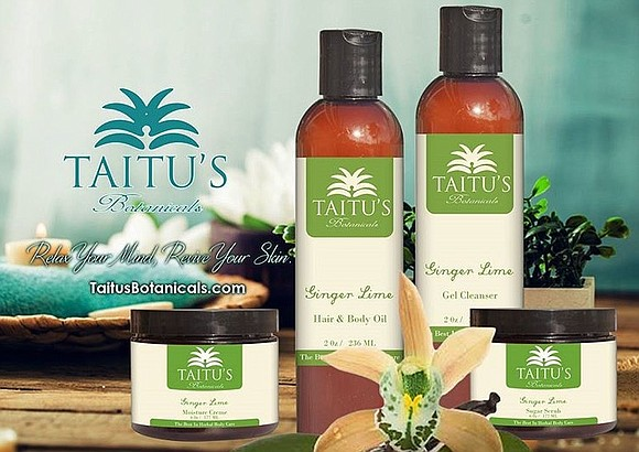 Taitu Botanicals is an herbal body care line selling deluxe, natural body care, health and wellness products. Their product line ...