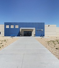 Adelanto U.S. Immigration & Customs Enforcement (ICE) Processing Center