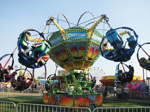 C-Tran public transit will again provide free services to this year's Clark County Fair. Shuttles will start running at noon ...