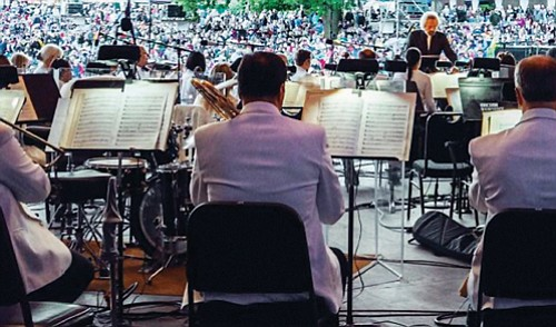 Wide-ranging musical offerings and energized community engagement efforts have help set new records for the Oregon Symphony.