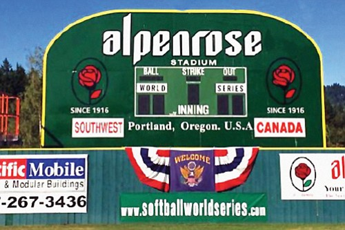 Alpenrose Dairy in southwest Portland will host young athletes from around the world next week for the Little League Softball World Championship.