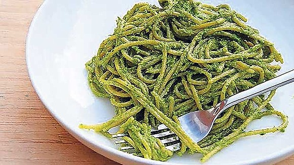 In Genoa, Italy, the birthplace of pesto, it goes without saying that the sauce is made with basil. Genoese basil, ...