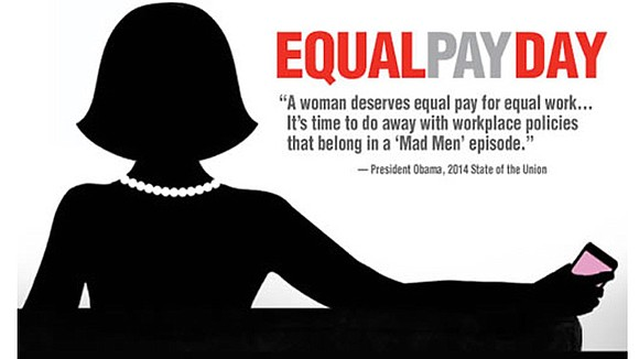 Black Women's Equal Pay Day was July 31, marking how long into 2017 an African-American woman would have to work ...