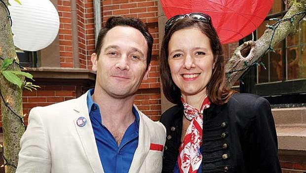 Serge and Stéphanie Roux.