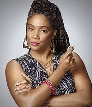 """Tiffany Haddish, who had a recurring role on """"The Carmichael Show,"""" will star in """"The Last O.G"""" with Tracy Morgan. - Photo/NBC"""