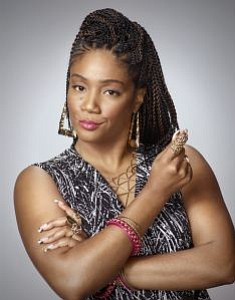 "Tiffany Haddish, who had a recurring role on ""The Carmichael Show,"" will star in ""The Last O.G"" with Tracy Morgan. - Photo/NBC"