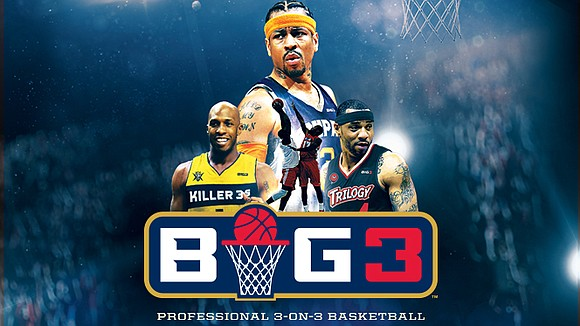 Growing more and more in popularity, the Big 3 is basketball's first four-point shot in 3-on-3 matchups. The winning team ...
