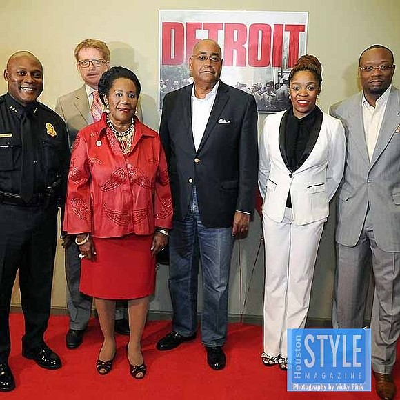 Sheila Jackson Lee knew the importance of 'Detroit'. So much so that when the film regarding the 1967 killing of ...