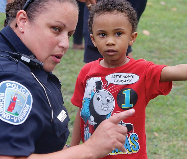 In the right direction //