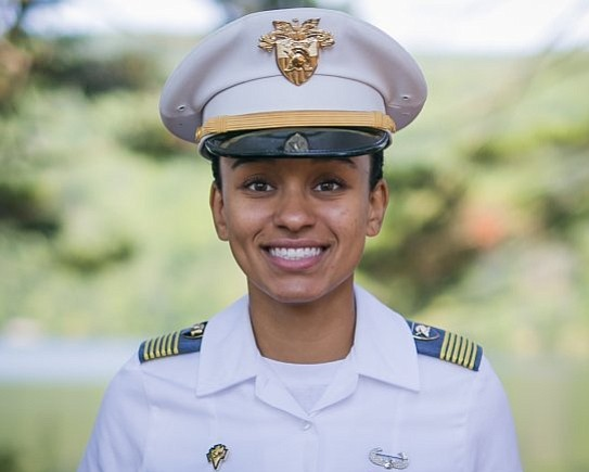 Cadet Simone Askew of Fairfax, Virginia, has been selected First Captain of the U.S. Military Academy's Corps of Cadets for ...